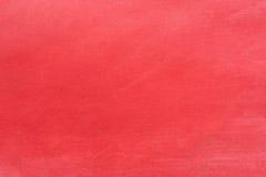 Aquarela vermelha fundo pintado imagens de stock