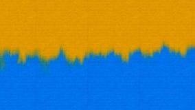 Aquarell-abstrakter Hintergrund masert bunte Malerei Lizenzfreies Stockfoto