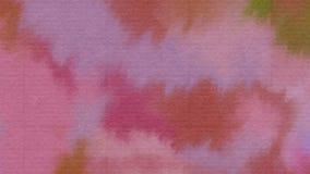 Aquarell-abstrakter Hintergrund masert bunte Malerei lizenzfreies stockbild