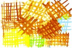 Aquarell befleckt Vektorillustration eps10 Jpg vektor abbildung