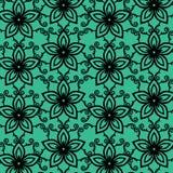 Aquarell-Blumen-Vektor-Hintergrund stock abbildung