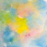 Aquarelle abstraite Photos stock