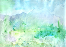 Aquarelle background-2 Photographie stock libre de droits