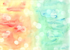 Aquarelle background-7 Photo libre de droits