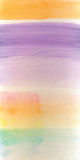 aquarelle de gradient de balai Illustration Stock