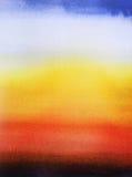 aquarelle de lavage de fond Images libres de droits