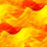 Aquarelle de photo d'art de lumière du soleil sans couture illustration de vecteur