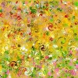 aquarelle rose de fond images libres de droits