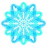 Aquarellfarbmandala Stockbilder