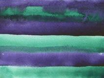 Aquarellhintergrund mit Papierbeschaffenheit lizenzfreie stockbilder