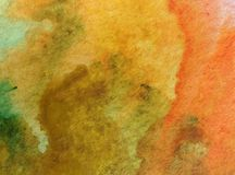 Aquarellkunsthintergrundzusammenfassungs-Steinsand maserte unscharfe Färbung der nassen Wäsche lizenzfreie abbildung
