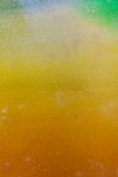 Aquarellregenbogenhintergrund Stockfoto