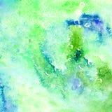 Aquarellzusammenfassungshintergrund, handgemalte Beschaffenheit vektor abbildung