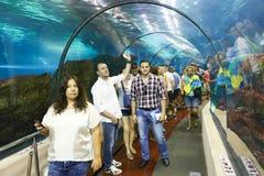 Aquarium Barcelona Royalty Free Stock Photos