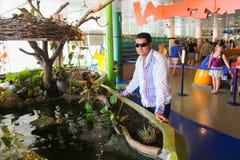 Aquarium Barcelona Royalty Free Stock Photo