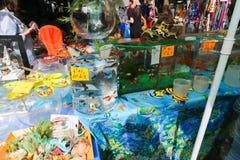 Aquarium - Barcelona, Spain Stock Images