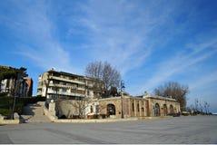 Aquarium - Constanţa , the first public aquarium in Romania. Royalty Free Stock Photo