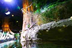 Aquarium Dubai Stockfoto