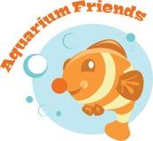 Aquarium Friends Royalty Free Stock Image