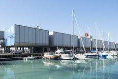 Aquarium of Genova Royalty Free Stock Photos
