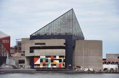 Aquarium national à Baltimore Photo libre de droits