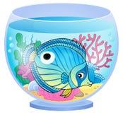Aquarium topic image 4 Stock Images