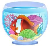 Aquarium topic image 6 Royalty Free Stock Images