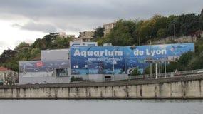 Aquarium von Lyon Stockfotos