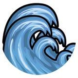 aquarius ścinku ścieżki Ilustracja Wektor