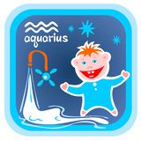 Aquarius Stock Image