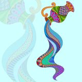 Aquarius Astrological Zodiac Sign Royalty Free Stock Photography
