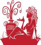 Aquarius Zodiac/Horoscope Symbol Stock Photos