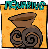 Aquarius Royalty Free Stock Image