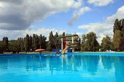 Aquatic park Royalty Free Stock Images