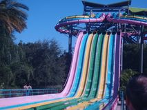 Aquatica Orlando zlani stany America obraz stock