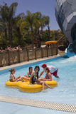 Aquatica Waterpark Amusement in the Desert Stock Photography