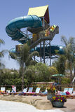 Aquatica Waterpark Amusement in the Desert Royalty Free Stock Photography