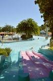 Aquatica wody parka Katas Kookaburra zatoczka Zdjęcia Royalty Free