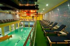 Aquatisch centrum stock afbeelding