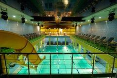 Aquatisch centrum royalty-vrije stock foto