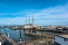 Aquatisch Park San Francisco, Californië royalty-vrije stock afbeelding