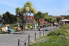 Aquatisch Park, SF royalty-vrije stock foto