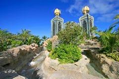 Aquaventure - πάρκο νερού Atlantis Στοκ εικόνες με δικαίωμα ελεύθερης χρήσης