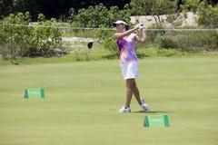Aquece Rio Golf Challenge - evento de la prueba de Río 2016 Imagen de archivo libre de regalías