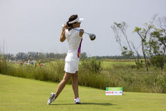 Aquece Rio Golf Challenge - Rio 2016 Test Event Royalty Free Stock Photo