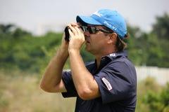 Aquece Rio golfa wyzwanie - Rio 2016 Próbny wydarzenie obrazy stock