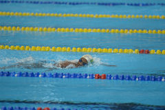 Aquece Rio - Swimming Open Championship Paralimpica Stock Images