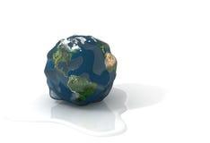 Aquecimento global Foto de Stock Royalty Free