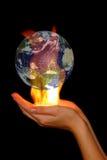 Aquecimento global Imagem de Stock Royalty Free