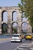 Aquedotto antico di Valent Fotografie Stock